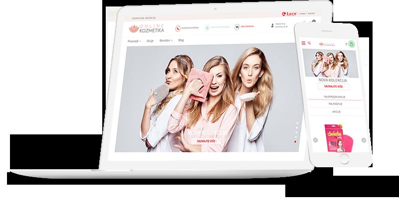 Online kozmetika
