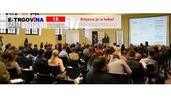 XVIII međunarodna konferencija E-Trgovina 2018.