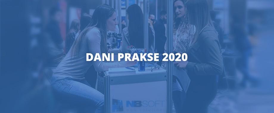 NB SOFT  na Danima prakse 2020.