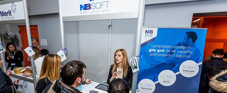 NB SOFT na projektu: Dani prakse na FON-u