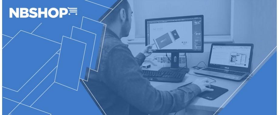 E-commerce Junior web dizajner