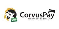 Corvus Pay servis za plaćanje karticama Hrvatska