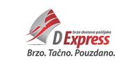 D Express kurirska služba Srbija